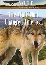 New DVD: Nature: The Wolf That Changed America - White Wolf - Abraham Murray