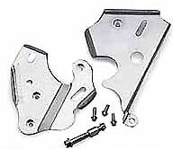 SUZUKI RM250 RM 250 WORKS CONNECTION FRAME GUARDS 04-08 15-342
