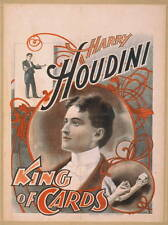 130 + Magic Posters Houdini Thurston Kellar more