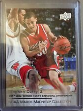 Ungraded Stephen Curry Basketball Trading Cards
