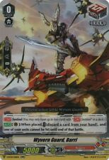 1x Cardfight!! Vanguard Wyvern Guard, Barri - V-BT01/021EN - RR Near Mint