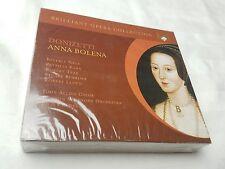 Brilliant Opera Collection - Donizetti: Anna Bolena / Rudel, Sills NEW free ship