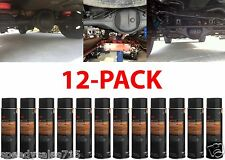 12-Pack 3M 03584 Professional Grade Rubberized Undercoating 16 oz New Free Ship