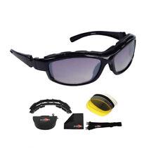 Sunglasses Bobster Road Hog II Black Kit 4 lenti Occhiali Da Sole