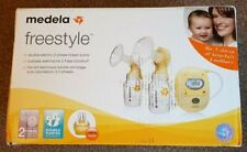 MEDELA FREESTYLE - DOUBLE ELECTRIC 2-PHASE BREAST PUMP SET