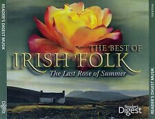 THE LAST ROSE OF SUMMER - THE BEST OF IRISH FOLK / 3 CD-SET - TOP-ZUSTAND