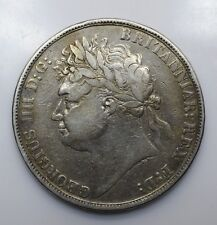 1822 UK One 1 Crown - George IV - VF Lot 73