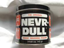 NEVR-DULL Universal Chrom & Metall Polierwatte für z.B. Harley Davidson