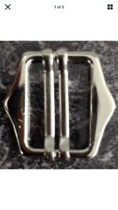 Waistcoat Buckle Silver Tone 3/4 Inch Pack Size 1, 2, 5, 10, 25pcs