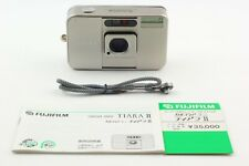 [N Mint] Fuji Fujifilm Cardia Mini Tiara II Point & Shoot Film Camera from JAPAN