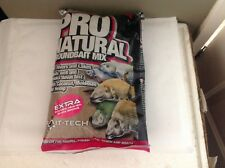 BAIT TECH pro natural groundbait ,extra Stickier Heavier  for clear water