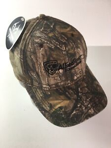 NEW Realtree Xtra Hat Camouflage Adjustable Hunting Cap NWT Allied Power