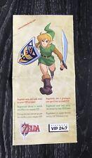 The Legend Of Zelda / Spielbeilage Nintendo (Vip Code)