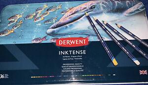 DERWENT INKTENSE 36 PENCILS