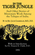 In The Tiger Jungle: And Other Stories of Missionary Work Among the Telugus
