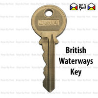 BRITISH WATERWAYS FACILITY KEY BWB CRT Canal and River Trust