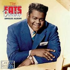 CD FATS DOMINO SINGLES ALBUM BLUEBERRY HILL AIN'T THAT A SHAME BE MY GUEST