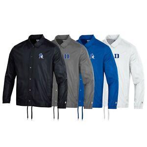 Duke Blue Devils NCAA Men's Champion Classic Coaches Jacket Collection