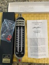 New listing Vintage Airguide maximum minimum thermometer #416 New In Original Box Complete