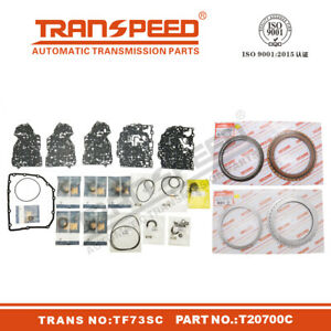 TF73SC TF-73SC Transmission Master Rebuild kit Overhaul Fit For BMW MINI T20700C