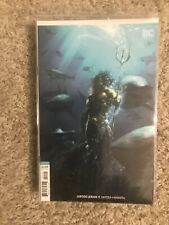 New ListingJustice League #11B Dc Comics 2019 Nm Francesco Mattina Aquaman Movie Cover
