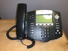 Lot Of 2 Polycom Ip 335 Amp Ip 550 Telephone Phone