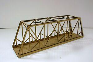 MMB Single Track Model Railway Bridge Kit 00 Gauge MDF 290mm
