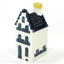 Blue Delft KLM BOLS Amsterdam Miniature House #18 Sealed Klein Fresenburg