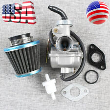 PZ20 Carburetor Carb 49cc 70cc 90cc 100cc 110cc 125cc Coolster NST Chinese ATV