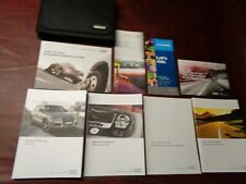 2017 17 Audi Q5 Complete Suv Owners Manual Books Nav Guide Case All Models
