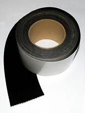 3 inch Black Velvet Projector Screen Border Tape