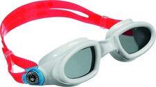 Aqua SPHERE MAKO regolari COLORATA Lente Scura Adulto Nuoto Occhiali Maschera * vendita *