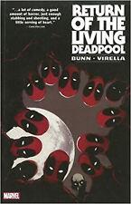Return of the Living Deadpool, Cullen Bunn, Nicole Virella, Excellent Book