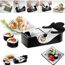 Newest DIY Easy Kitchen Roll Sushi Maker Cutter Roller Machine Gadgets