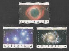 Australia #1258-1260 VF MNH - 1992 International Space Year
