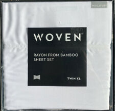 MALOUF WOVEN Rayon From Bamboo Sheet Set - Full XL - New In Box