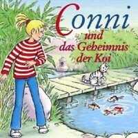 """CONNI """"TEIL 20 - CONNI UND DAS GEHEIMNIS DER KOI"""" CD"""