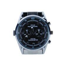HD 16GB Hidden Surveillance Watch Camera w/ DVR Silver 1080P Night Vision Easy