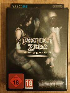 Project Zero: Maiden of Black Water - Limited Edition (Wii U)