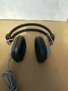 Vintage Archer Dynamic Headphones 8 OHMS, made in Japan  great condition