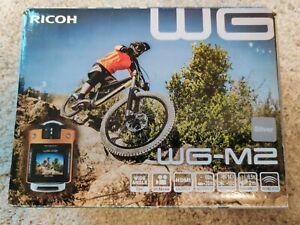 Ricoh WG - M2 SILVER