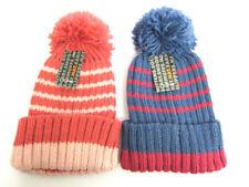 Cappelli rossi senza marca per bambine dai 2 ai 16 anni