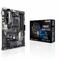 Asus Prime B450-PLUS Desktop Motherboard - AMD Chipset - Socket AM4