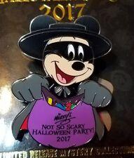 Disney Pin Mickey ~  Mickeys Not So Scary Halloween Party Mystery Pin FREE SHIP