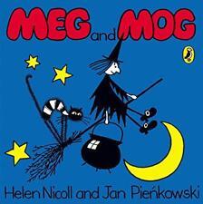 Meg and Mog by Helen Nicoll, Jan Pienkowski   Hardcover Book   9780141380599   N