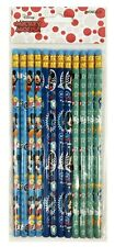 Mickey Mouse Pencils School Stationary Supplies Party Favors Gifts 12 Pieces