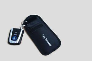 KeyJammer RFID signal blocker increased security for keyless go cars (2 pack)