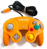 Orange Spice Original Nintendo GameCube Controller DOL-003 Official OEM