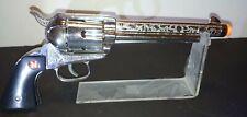 Vintage Nichols Stallion Mk-2 - 45 Pistol + Bullets Works 100%
