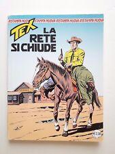 Tex Nuova Ristampa n.112 Bonelli Editore anno 2004 La rete si chiude